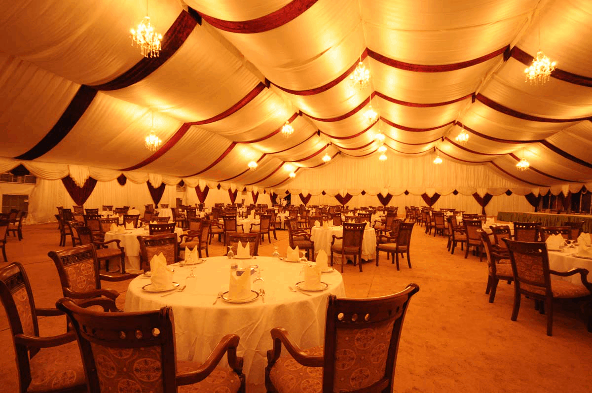 Outdoor Tents Dubai