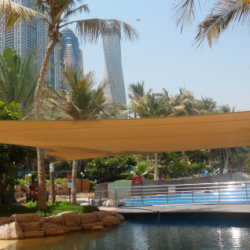 Swimming Pool Shade Dubai