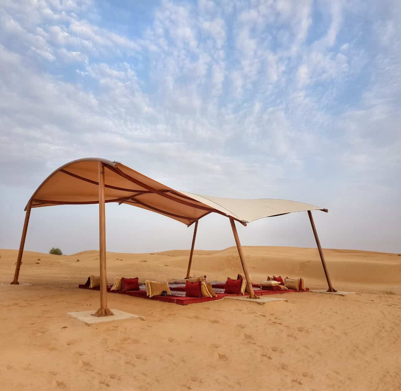 Steel Structures - FIOBCO Shades & Tents