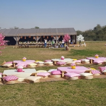 Aribic Tent for Private Party
