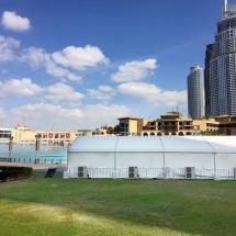 EMAAR Tent Rental Project 2