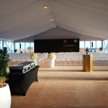 Glass Panel Tent in Oman 3