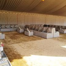 Traditional Majlis Tent