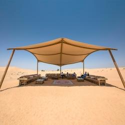Tensile Shade Dubai Desert