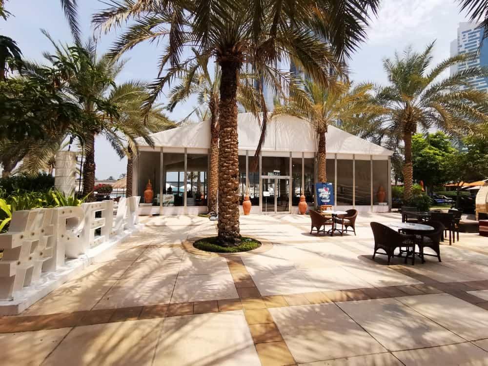 Tent Rental Abu Dhabi Summer Tent